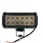 Светодиодная фара (LED) Лидер 36W прямоугольная ФЛ-004