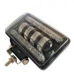Светодиодная фара (LED) Лидер 60W прямоугольная ФЛ-320