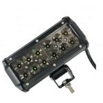 Светодиодная фара (LED) Лидер 36W прямоугольная ФЛ-082