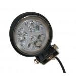 Светодиодная фара (LED) Лидер 36W круглая с поворотом ФЛ-043