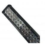 Двухрядная светодиодная (LED) балка комбинированного света 234 Вт
