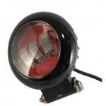 Светодиодная фара (LED) Лидер 45W СТГ круглая red ФЛ-321