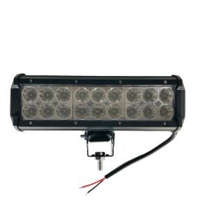 Светодиодная балка (LED) Лидер 54W прямоугольная БЛ-003