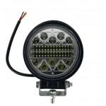Светодиодная фара (LED) Украина 78W круглая ФЛ-034