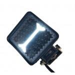 Светодиодная фара (LED) Лидер 44W квадратная ФЛ-078