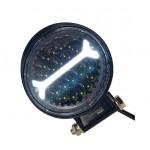 Светодиодная фара (LED) Лидер 40W круглая ФЛ-079