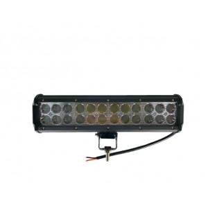 Двухрядная светодиодная (LED) балка дальнего света 72 Вт