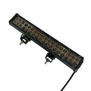 Светодиодная LED балка 108W изогнутая 43 см БЛ-101