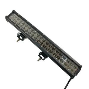 Светодиодная LED балка 126W изогнутая 50 см БЛ-102