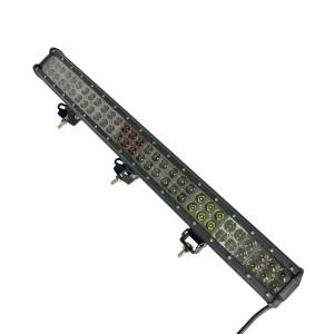 Светодиодная LED балка 180W изогнутая 70 см БЛ-103