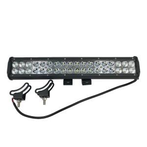 Светодиодная LED балка 108W 36 диодов комбинированный свет БЛ-007