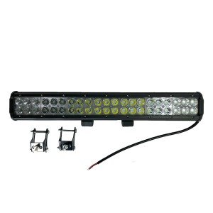 Светодиодная LED балка 126W 42 диода 50 см комбинированный свет БЛ-002
