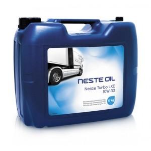 Синтетическое моторное масло NESTE Turbo LXE 10W-40 (20)