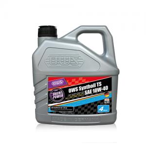 Полусинтетическое моторное масло OWS Synthoil TS SAE 10W-40 (5)