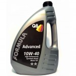 Полусинтетическое моторное масло Q8 Formula Advanced 10W-40 (4)