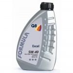 Cинтетическое моторное масло Q8 Formula Excel 5W-40 (1)