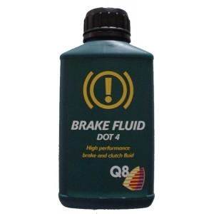 Тормозная жидкость Q8 Brake Fluid DOT-4 (0,25)