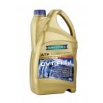 Трансмиссионная жидкость RAVENOL CVT Fluid (4)
