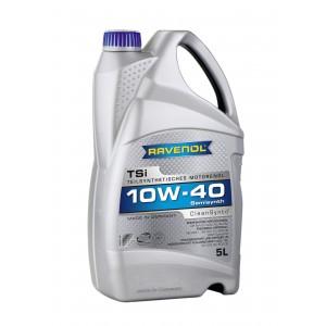 Полусинтетическое моторное масло RAVENOL TSI SAE 10W-40 (5)