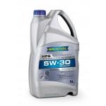 Полусинтетическое моторное масло RAVENOL HPS SAE 5W-30 (5)