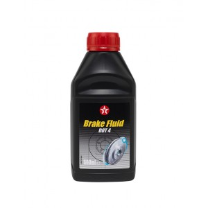 Тормозная жидкость TEXACO HAVOLINE BRAKE FLUID DOT 4 (0.5)