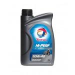 Моторное масло TOTAL HI-PERF 4T SPORT 10W-40 (1)