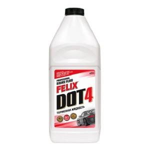 Тормозная жидкость FELIX Дот 4 (0.5)