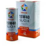 Минеральное моторное масло Verylube 15W-40 SL/CI-4 (1)
