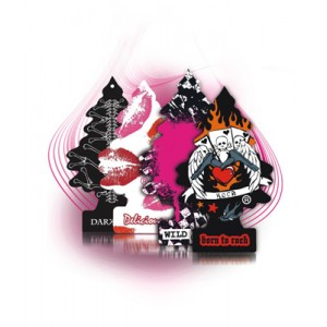 Ароматизатор воздуха WUNDER-BAUM Rock Range Delicious