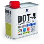Тормозная жидкость DOT-4 (0.35)