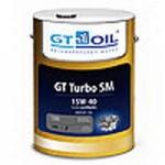 Полусинтетическое моторное масло GT Turbo SM 15w40 SM (20л)