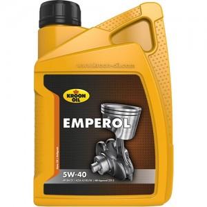 Полусинтетическое моторное масло KROON OIL Emperol Diesel 10W-40 (5)