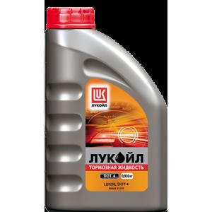 Тормозная жидкость Лукойл DOT-4 (0.5)