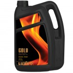 Полусинтетическое моторное масло LUXE GOLD Diesel Power 10W-40 (5)