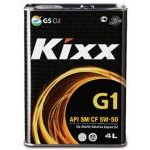GS Oil Kixx G1 5W-40 (4л)
