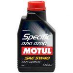 Motul Specific 0710 0700 5w40 (1л)