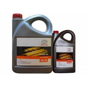 TOYOTA SL 5W-30 (5 л.) Fuel Economy