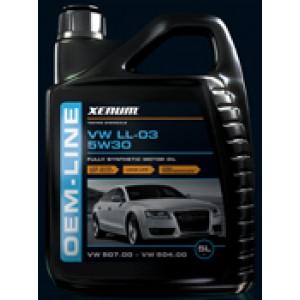 OEM-LINE VW LL-03 5w30 synthetic motor oil (5л)