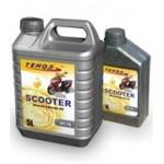 Минеральное моторное масло TEMOL SCOOTER (1)