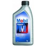 Минеральное моторное масло MOBIL SUPER M 15W-40 (1)