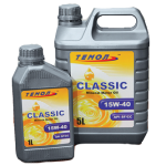 Минеральное моторное масло TEMOL CLASSIC SAE 15W-40 (5)