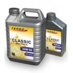 Минеральное моторное масло TEMOL CLASSIC SAE 20W-50 (5)
