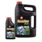 Минеральное моторное масло Texaco HAVOLINE F DIESEL 15W40 (5)