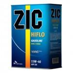 Минеральное моторное масло ZIC HIFLO SH 15W40 (4)
