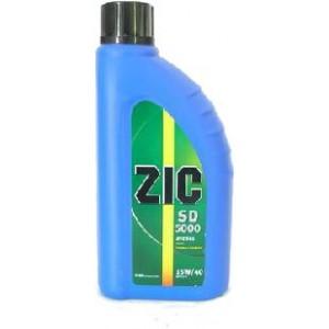 Минеральное моторное масло ZIC SD 5000 SAE 15W40 CF-4/SG (1)