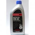 Синтетическое моторное масло Honda Ultimate Full Synthetic 5W-20 (1)