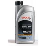 Полусинтетическое моторное масло Masterlube GTS B4 10w40 (1)