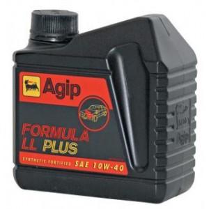 Полусинтетическое моторное масло Agip 10W40 Formula LL Plus (1)