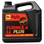 Полусинтетическое моторное масло Agip 10W40 Formula LL Plus (5)