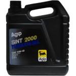 Полусинтетическое моторное масло AGIP SINT 2000 TD 10W-40 (5)